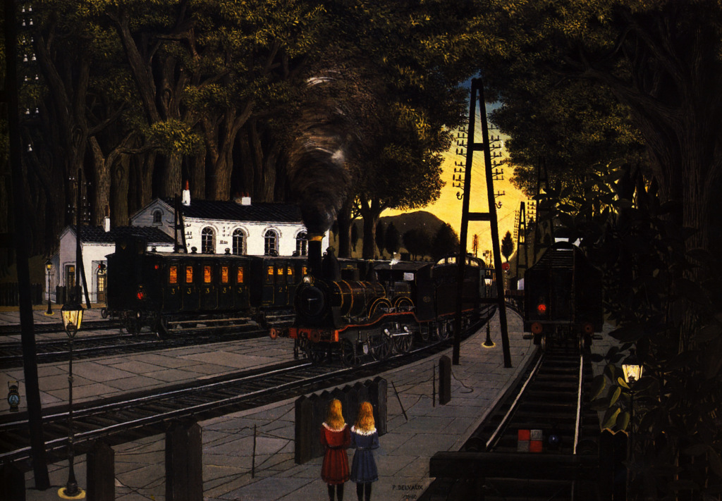 delvaux, stationforestiere
