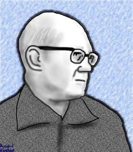 Portret via Wikipedia / André Koehne